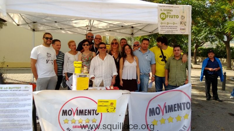 movimento 5 stelle squillace