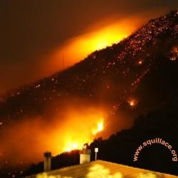 incendio 2009