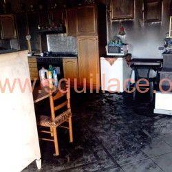 abitazione incendio fiasco baldaya