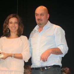 premiazione Luana Fabiano
