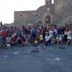 turisti con intraprendenza