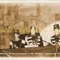 Squillace Processo a G. Pepe